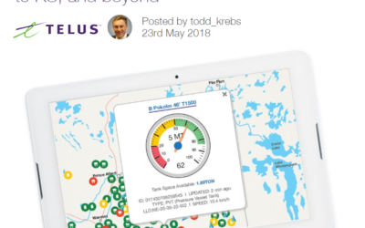 TELUS – IoT Connectivity and AgTech
