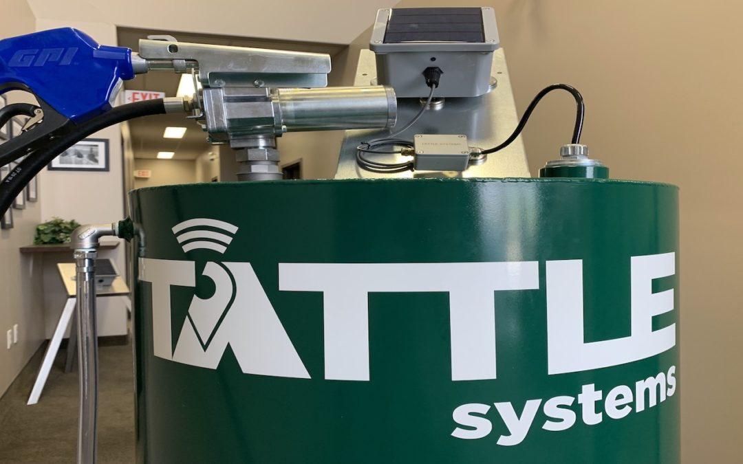 Tattle Systems FUEL TATTLE on fuel tank