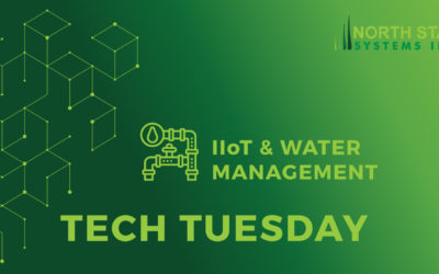 Tech Tuesday: IIoT Applications For Water Waste Management