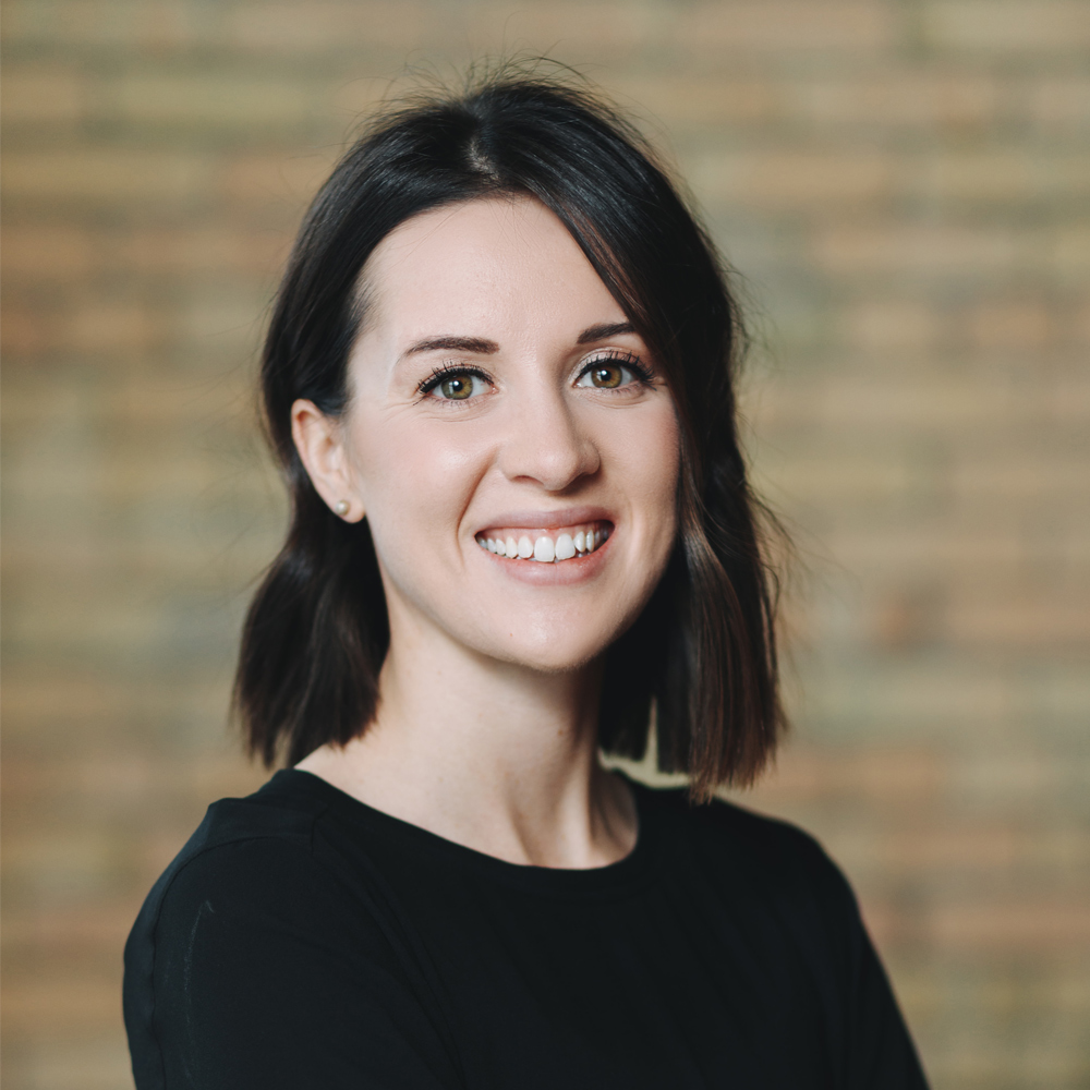 Headshot of Client Relations Director Brittany Evans
