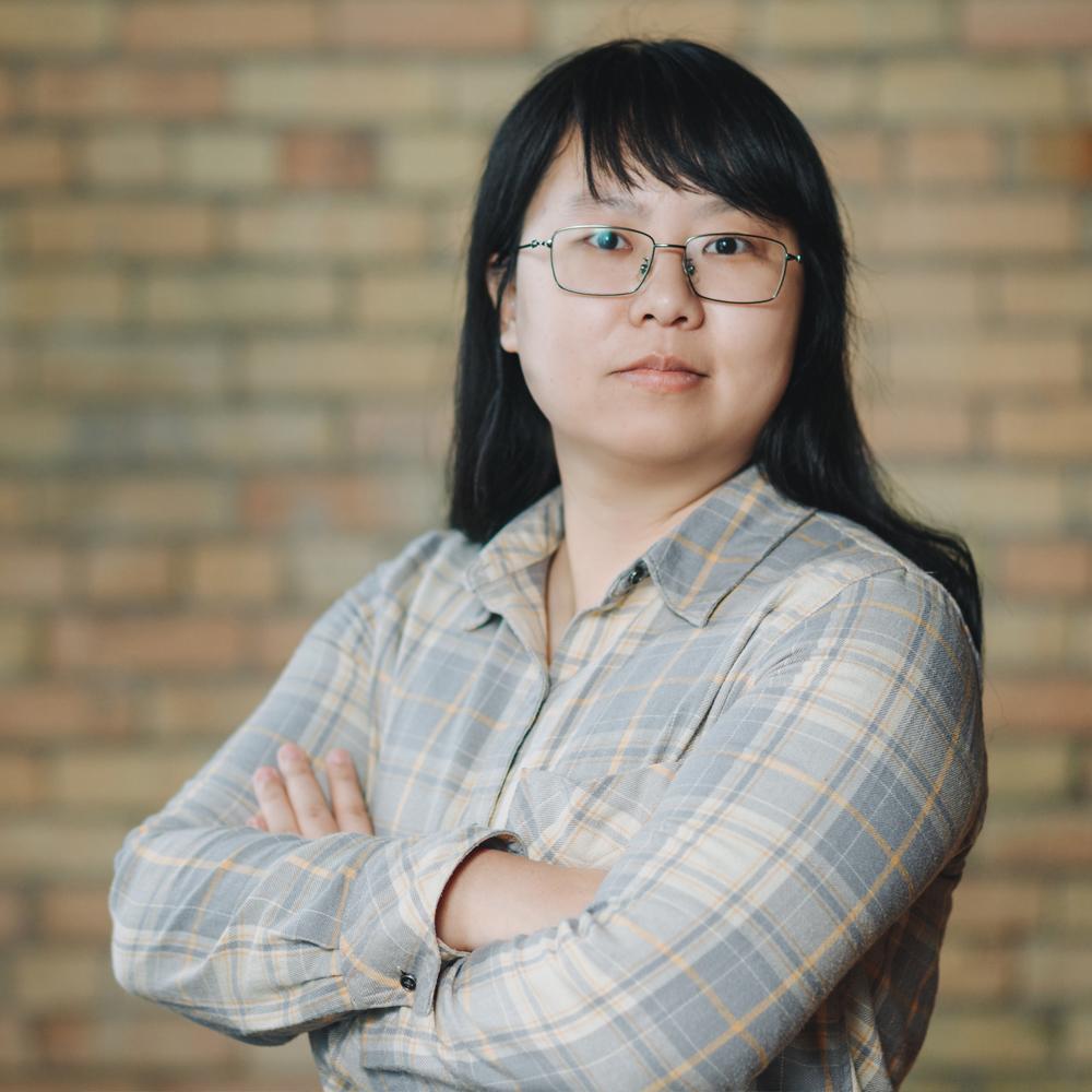 Headshot of Research & Development Lead Jane Tu